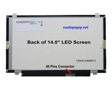 Màn 14.0 led mỏng 40 pin