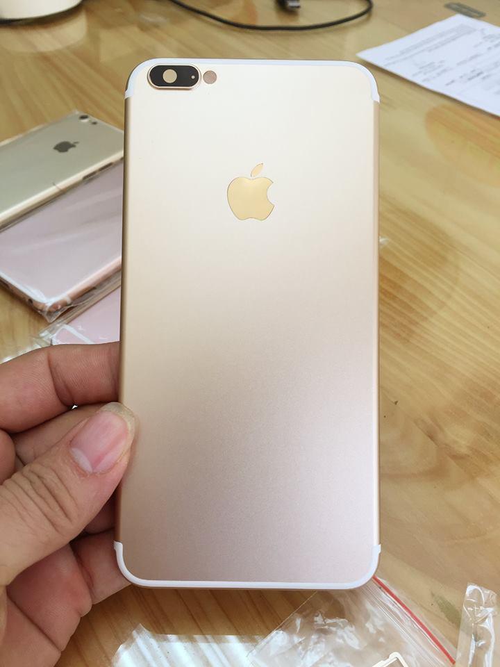 Thay Vỏ IPhone 6 plus độ lên IPhone 7