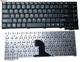 NEC Versa P8100 keyboard