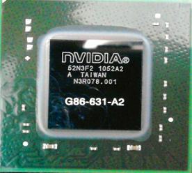Nvidia G86-600-A2