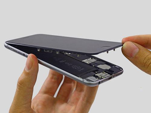 Thay mặt kính iPhone 6 Plus lấy ngay