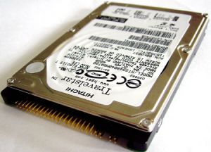 Hitachi 160GB - 5400rpm - 8MB cache - SATA
