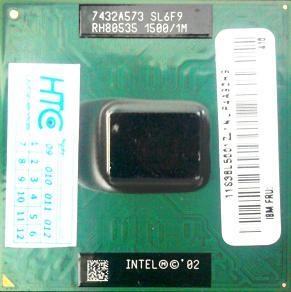 Intel Cen 1.5 ( Pentium M 1500 MHz)