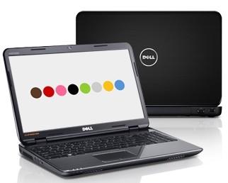 Laptop Dell Inspiron 14R N4030 (Intel Core i3-380M 2.53GHz, 2GB RAM, 100GB HDD, VGA ATI Mobility Radeon HD 5470, 14,1 inch, PC DOS)