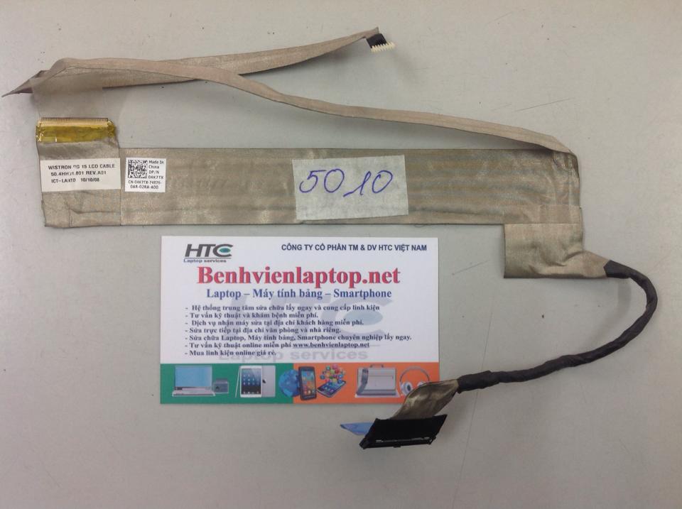 cable màn hình dell N5010
