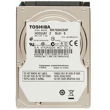 HDD 750gb sata Toshiba 2.5
