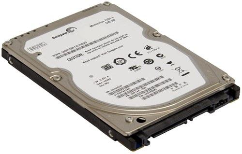 Seagate  500GB - 5400rpm - 8MB Cache - SATA