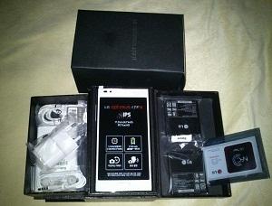 LG F160 16G