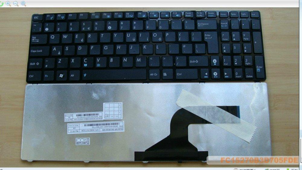 Bàn phím Asus G51 G53 G60 K52 K53 X73 G72 G73