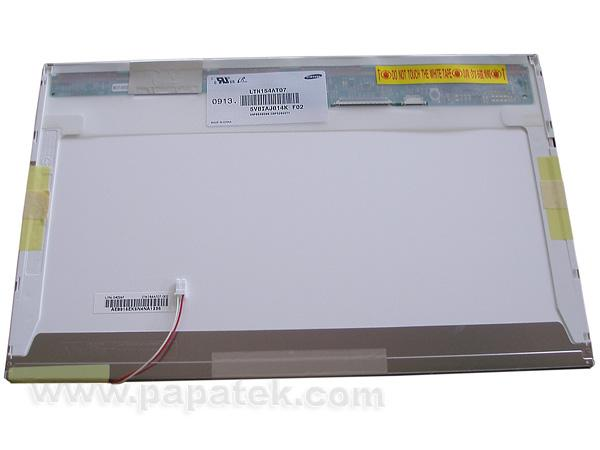 LCD 15.4 inch wide gương