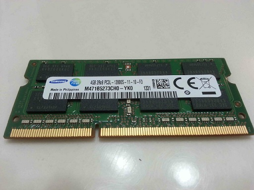 SK Hynix 4GB DDR3 1600MHz PC12800 SODIMM LAPTOP RAM
